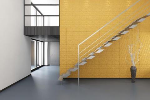 smart-art-bespoke-3d-wall-boards-diamond-yellow