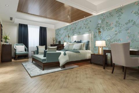 smart-art-wallpaper-wall-mural-hotel-graphics-classic0classy-stylish-interior-decor-ideas-inspiration-shapes-3