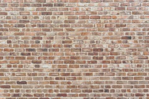 smart-art-brick-wall-in-vintage-colours-brown-dark-brown-and-white