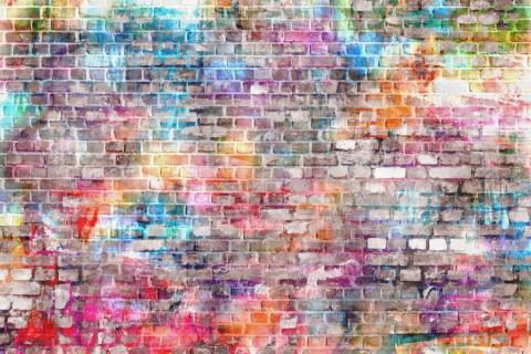 smart-art-graffiti-wall-in-brick-and-colourful-wash