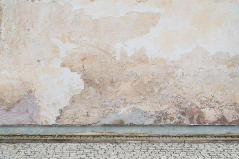 smart-art-grunge-concrete-texture-wallpaper-light-pink-and-yellow-rust-with-cobble-stone