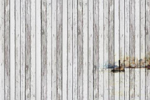 smart-art-white-wooden-planks-with-boat-overlay