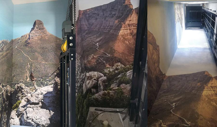 smart-art-wallpaper-installation-elevator