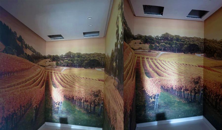 smart-art-wallpaper-installation-wine-cellar
