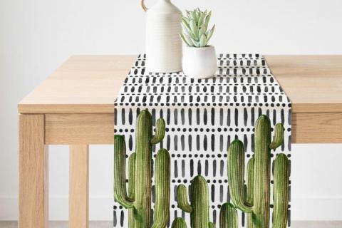 smart-art-interior-decor-cactus-boho-table-runner