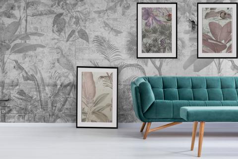 smart-art-wallpaper-framed-art-print-on-wallpaper-wall-mural-feature-2