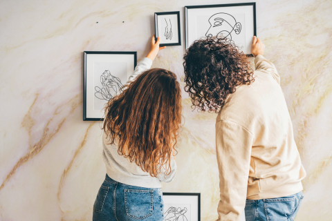 smart-art-wallpaper-framed-art-print-on-wallpaper-wall-mural-feature-4