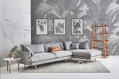 smart-art-wallpaper-framed-art-print-on-wallpaper-wall-mural-feature