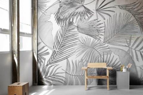 smart-art-bespoke-home-office-nuetral-natural-leaves-wallpaper-design
