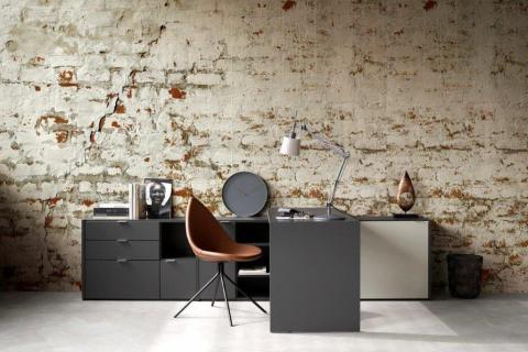 smart-art-bespoke-home-office-rustic-brick-wallpaper