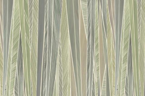 smart-art-wallpaper-design-Trend-2021-grass-neutral-beige-grey-soft-pantone-designs-10