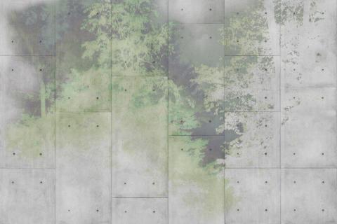 smart-art-wallpaper-design-Trend-2021-grass-neutral-beige-grey-soft-pantone-designs-11