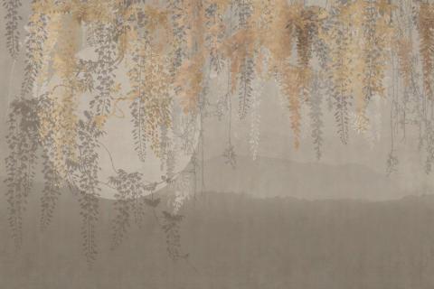 smart-art-wallpaper-design-Trend-2021-grass-neutral-beige-grey-soft-pantone-designs-3