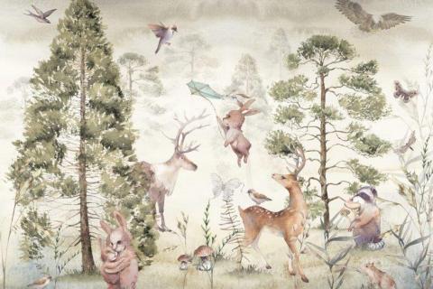 smart-art-kiddies-wallpaper-bambi-27