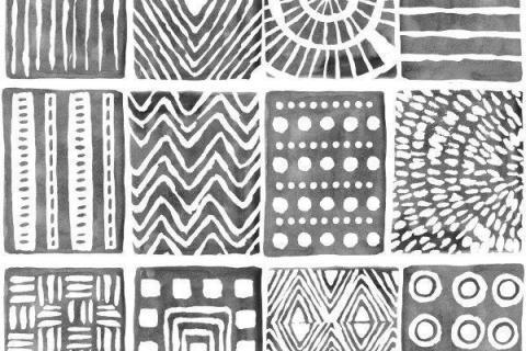 Smart-Art-Boho-Black-and-White-Monochrome-Pattern-Seamless-Design-49