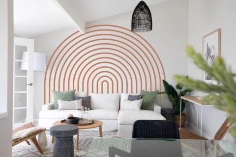Smart-Art-Living-Room-Arch-Art-Deco-Wallpaper