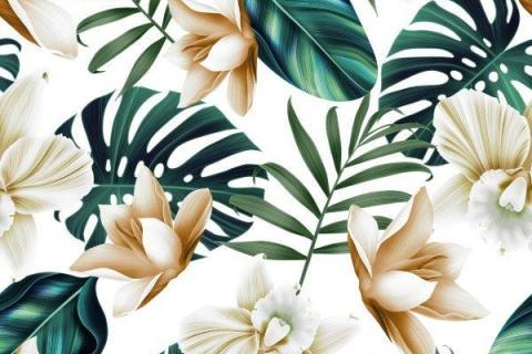 parot-banana-leaves-leopard-flamingo-23