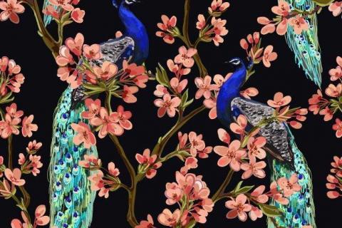 parot-banana-leaves-leopard-flamingo-28