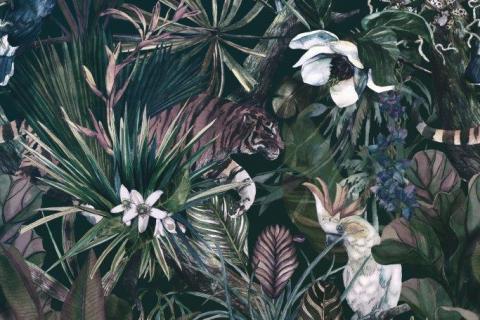 parot-banana-leaves-leopard-flamingo-54
