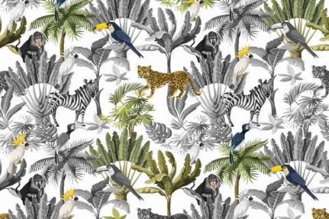 parot-banana-leaves-leopard-flamingo-62
