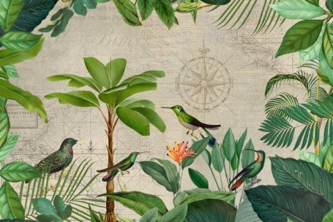 parot-banana-leaves-leopard-flamingo-67