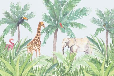 parot-banana-leaves-leopard-flamingo-71