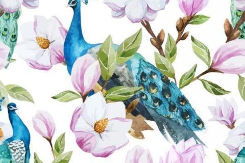 parot-banana-leaves-leopard-flamingo-78