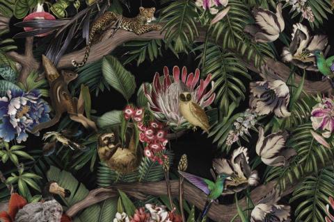 parot-banana-leaves-leopard-flamingo-85