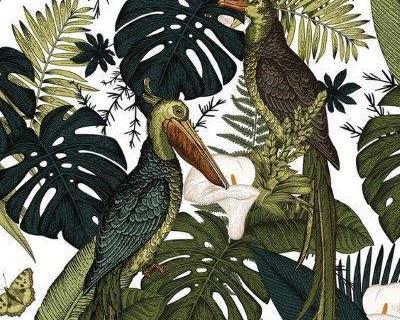 parot-banana-leaves-leopard-flamingo-99