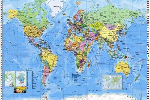 1_smart-art-designs-world-map-vintage-maps-book-shelves-wallpaper-3-wall-art-32