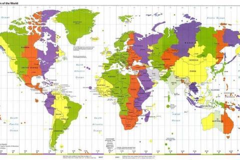 1_smart-art-designs-world-map-vintage-maps-book-shelves-wallpaper-3-wall-art-36