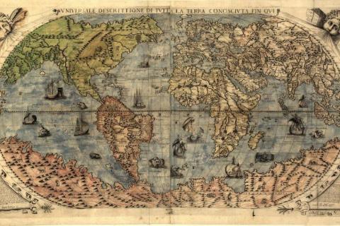 1_smart-art-designs-world-map-vintage-maps-book-shelves-wallpaper-3-wall-art-37