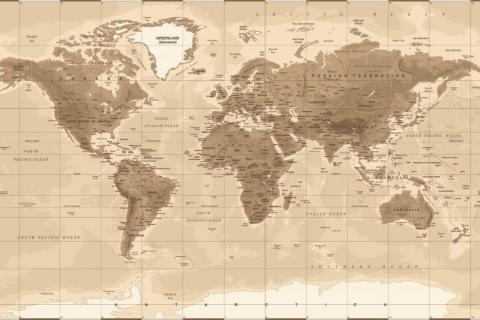 1_smart-art-designs-world-map-vintage-maps-book-shelves-wallpaper-3-wall-art-41