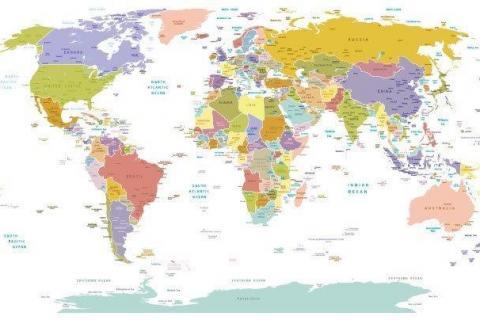 smart-art-designs-world-map-vintage-maps-book-shelves-wallpaper-3-wall-art-10