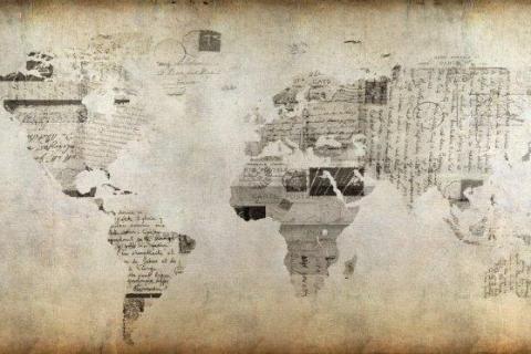 smart-art-designs-world-map-vintage-maps-book-shelves-wallpaper-3-wall-art-49