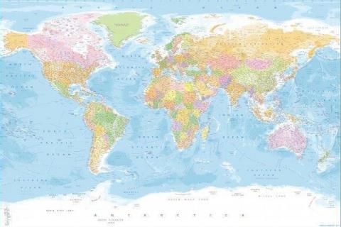 smart-art-designs-world-map-vintage-maps-book-shelves-wallpaper-3-wall-art-53