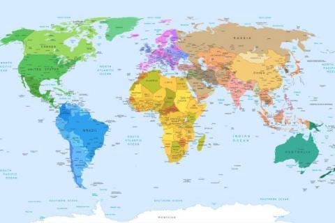smart-art-designs-world-map-vintage-maps-book-shelves-wallpaper-3-wall-art-55