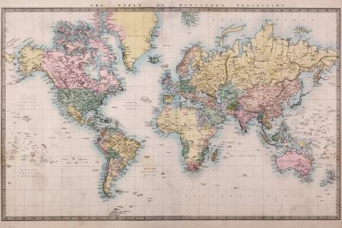 smart-art-designs-world-map-vintage-maps-book-shelves-wallpaper-3-wall-art-9