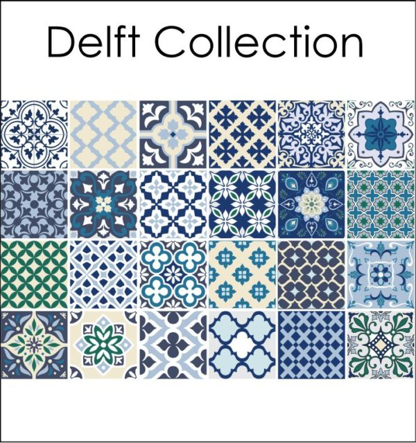 7 Best Peel and Stick Tiles of 2021 Delft
