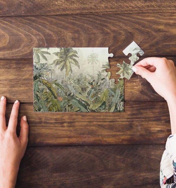 Smart Art Custom Printed 35 Piece Puzzles