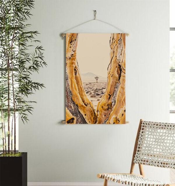 Smart Art Printed Wall Hanging Landscape