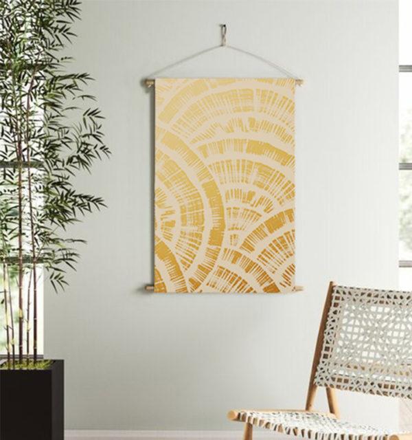 Smart Art Printed Wall Hanging Pattern