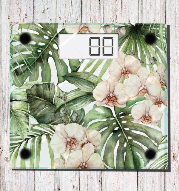 Smart Art Bespoke Printed Scale Floral