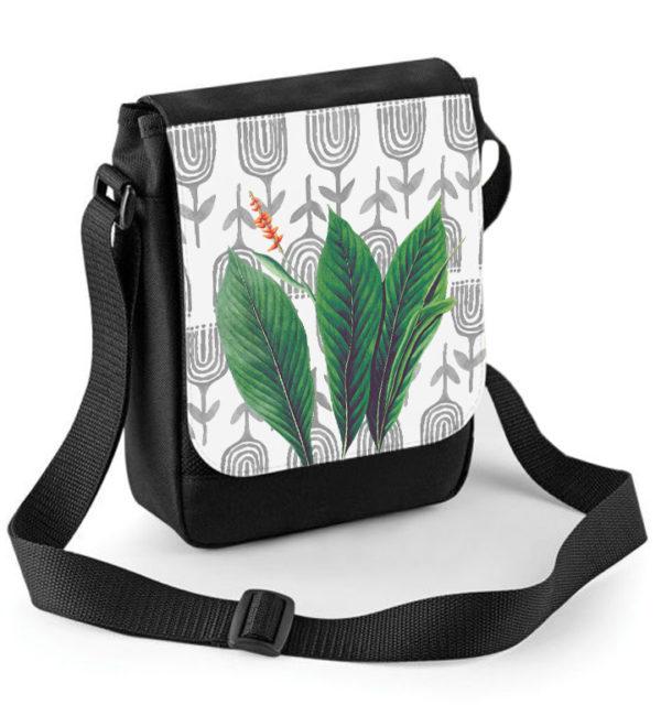 Smart Art Bespoke Designer Shoulder Strap Sling Bag