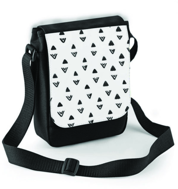 Smart Art Shoulder Bag Boho