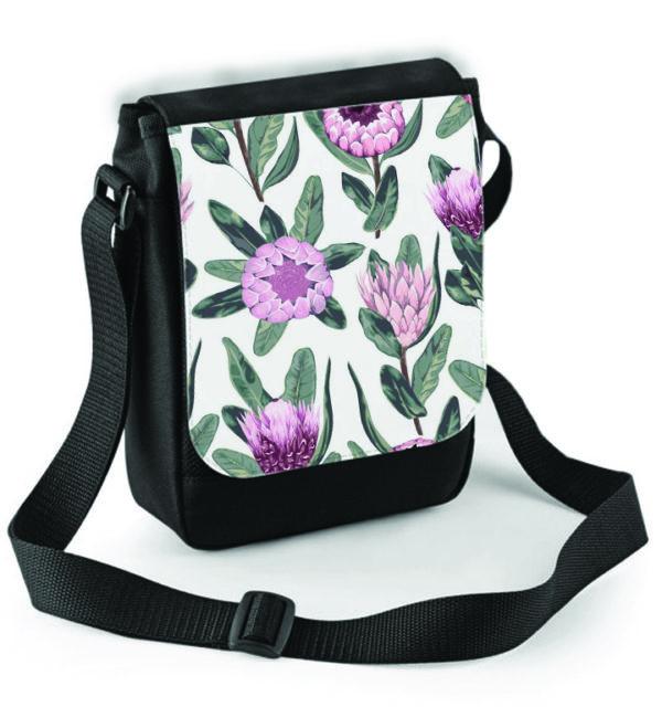 Smart Art Shoulder Bag Protea