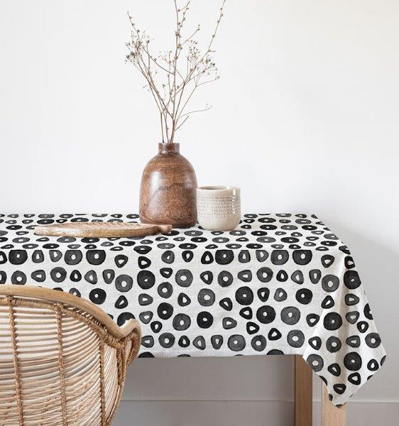 Smart Art Bespoke Printed Table Linen Boho