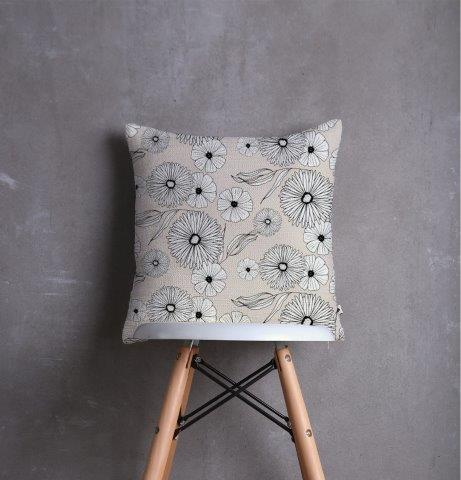 Smart Art Printed Scatter cushion cover boho floral