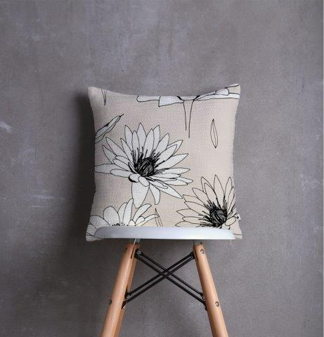 Smart Art Printed Scatter cushion cover floral