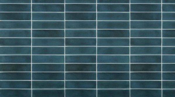 Smart Art Bespoke Printed Kitchen Vinyl Splashback dark blue